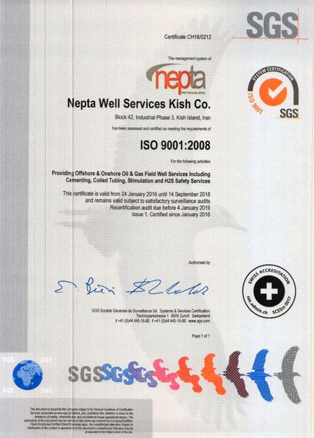 Nepta Certification-2