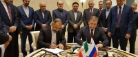 Iran, Russia sign 2 oil contracts